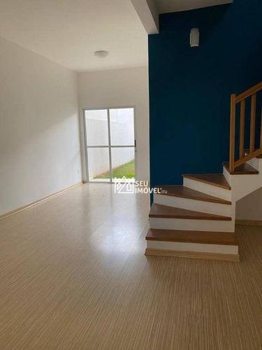 Imagem 1 de 16 de Casa Com 3 Dormitórios À Venda, 111 M² Por R$ 517.000 - Condomínio Residencial Vila Bella - Itu/sp - Ca2297