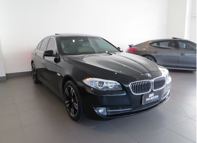 Bmw 535i 3.0 Sedan 6 Cilindros 24v Turbo Gasolina 4p