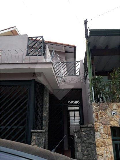 Vende-se Sobrado Com Dois Dormitórios 01 Vaga E Dependência De Empregada - Jd. Sp - 170-im443976