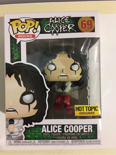 Funko Pop Rock Alice Cooper Número 69