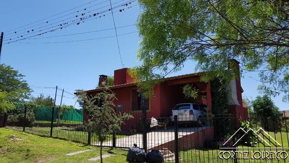 V215 Venta - San Antonio. Chalet Con Gran Terreno, Cerca Rio