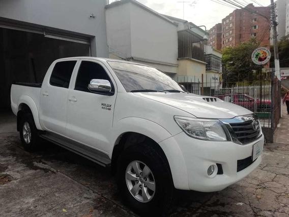 Toyota Hilux Blindaje 2 Diesel 2013 Automatica Sec 3.0 569