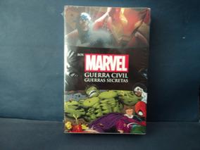 Box Marvel Guerra Civil: Guerras Secretas ( Alex Irvine ) 2v