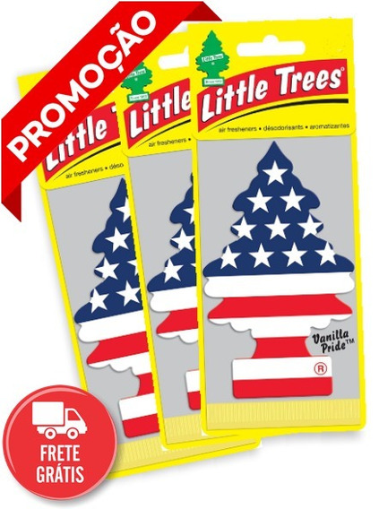 Kit 50 Aromatizantes Atacado Little Trees - Promoção