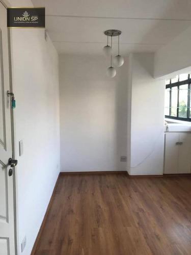 Apartamento Com 2 Dormitórios À Venda, 54 M² - Perdizes - São Paulo/sp - Ap40491