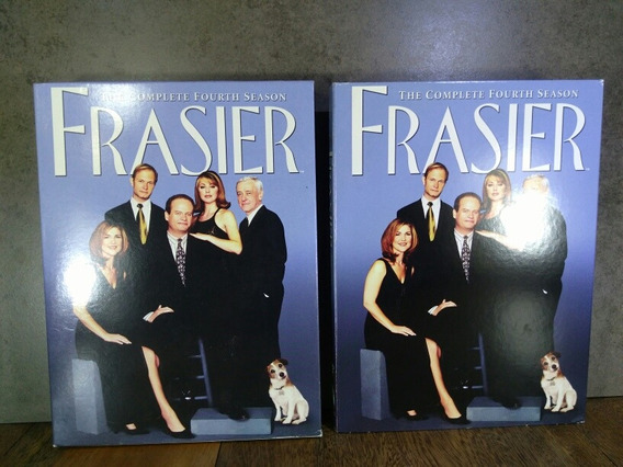 Dvd 043 Frasier Temporada 4 Completa
