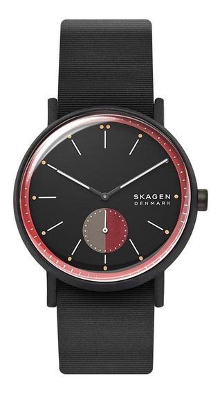 Relógio Skagen Masculino Signatur Preto Skw6540/8pn