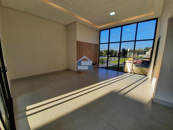 Casa Em Condomínio Para Venda Em Indaiatuba, Jardim Bréscia, 3 Dormitórios, 3 Suítes, 5 Banheiros, 4 Vagas - _1-1484535