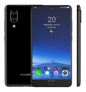 Versión Global Sharp Aquos S2 Teléfono Móvil 4g/64gb Negro