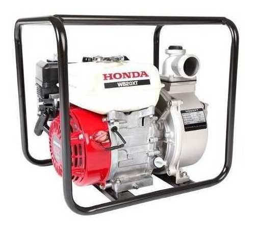 Motobomba Honda Wb20xh-drx 3 5,5 Hp Agua Limpia Naftera 600