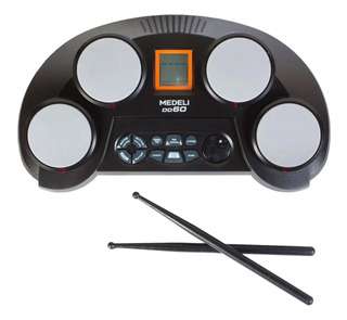Medeli Dd60 Bateria Electronica 4 Pads