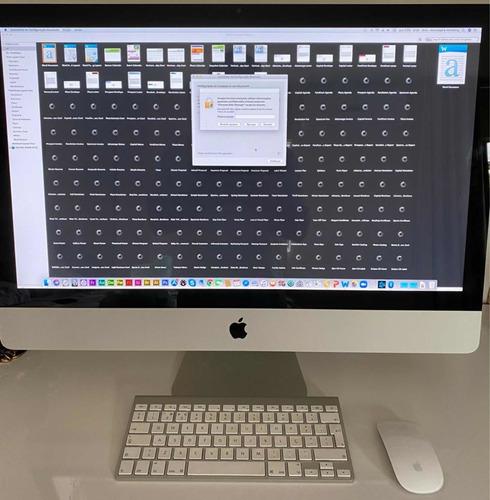 Computador Apple iMac 27 Polegadas I5 1tb 16gb M Ram