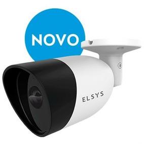 Câmera De Segurança Wi-fi Full Hd Elsys - Grava Audio