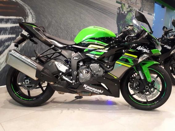 Kawasaki Ninja Zx-6r 2020 - Baixo Km - Jaqueline