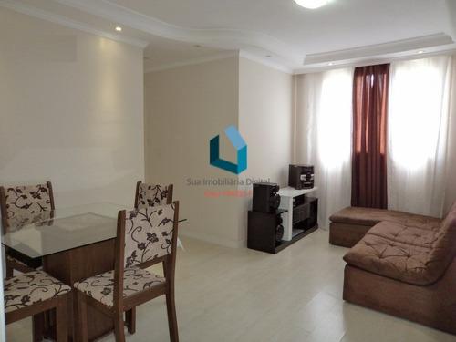 Imagem 1 de 19 de Apartamento Para Alugar No Bairro Parque São Vicente - Mauá/sp - 207