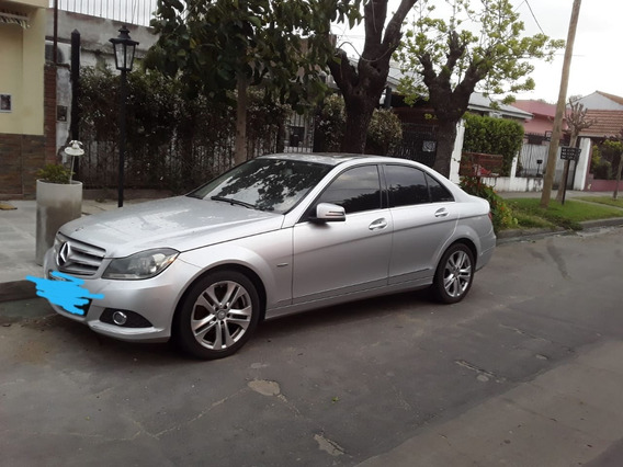 Mercedes-benz C200 Blue Efficiency