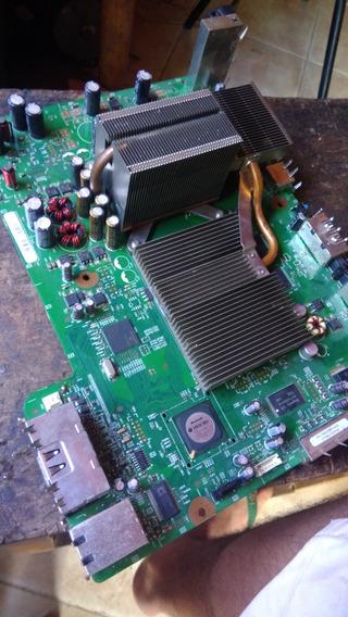 Placa Xbox 360 Console Com Defeito