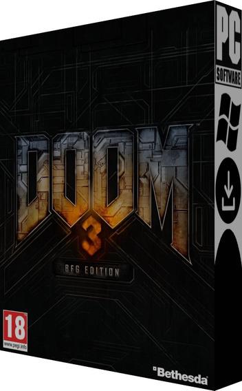 Doom 3: Bfg Edition - Pc - Mídia Digital