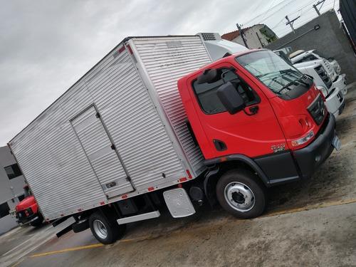 M.benz 815 Acello 2014 Baú Aceito Troca Carro Ou Caminhão