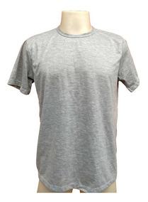 20 Camiseta Poliester Mescla Sublimação Brindes Atacado