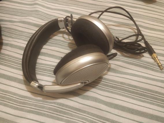 Fone De Ouvido Phillips Shp805 Com Fio Dj Over The Ear