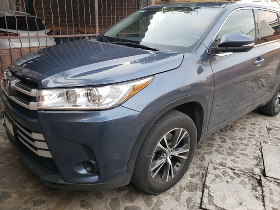 Toyota Highlander 3.5 Le At 2017