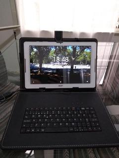Tablet Acer Iconia One 10 Modelo: B3-a30-32gb. Con Teclado!