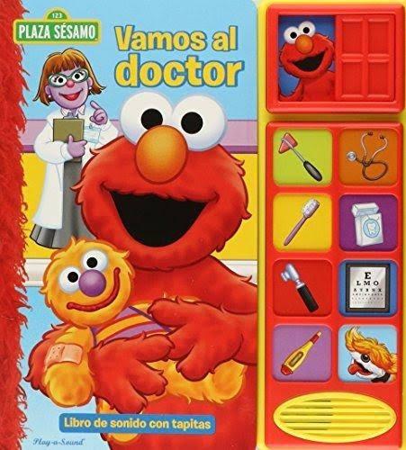 Imagen 1 de 5 de Juguemos Al Doctor Con Elmo!