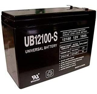 Universal Power Group 12v 10ah Schwinn S250, S-250 Scooter B