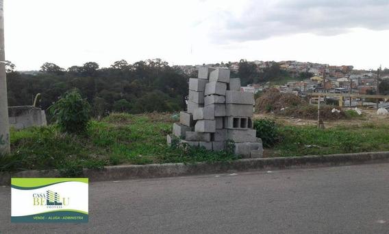 Terreno Residencial À Venda, Residencial Santo Antônio, Franco Da Rocha. - Te0048