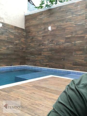 Imagem 1 de 20 de Casa 100 M² - Venda - 4 Dormitórios - 1 Suíte - Residencial Algarve - Mogi Das Cruzes/sp  / Imob03 - Ca0322