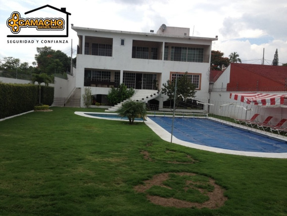 Casa En Venta, 5 Recamaras, Cuautla Occ-525