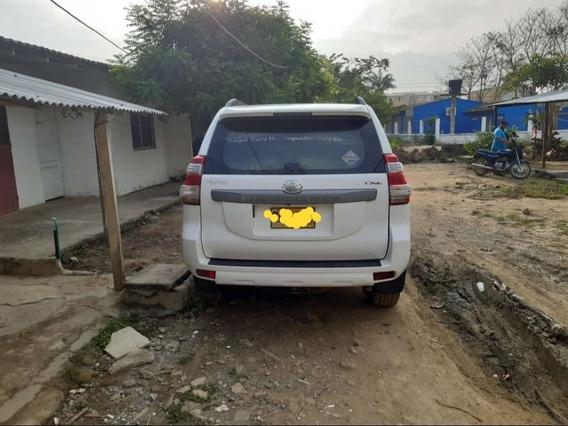 Toyota Land Crucer Prado Txl