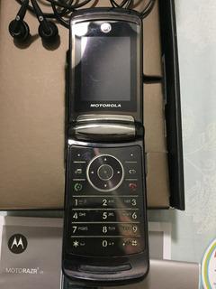Celular Motorola Razr2 V8 Café P/ Retirada De Peças + Fone