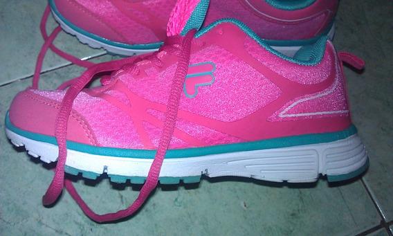 Zapatos De Niña Fila Talla 36