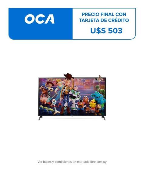Smart Tv LG 49` Uhd 4k Webos Ai Thinq 49um7100 Netflix