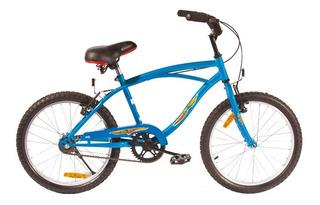 Bicicleta Niños M.hendel Playera R20 Varon Colores Varios