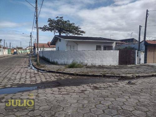 Imagem 1 de 23 de Casa Com 2 Dormitórios, 67 M² Por R$ 220.000 - Balneário Flórida Mirim - Mongaguá/sp - Ca4251