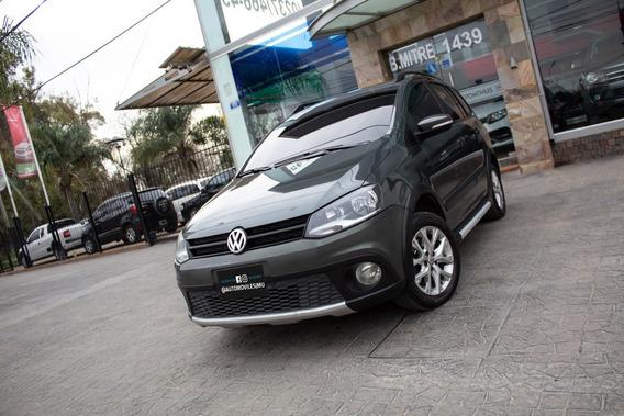 Volkswagen Suran Cross 1.6 Highline Gnc 2013 Gris