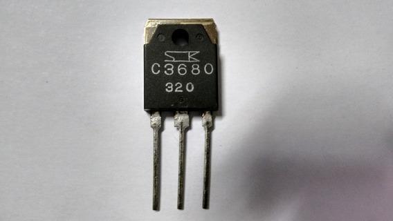 Transistor Sk C3680 / Sk C3680