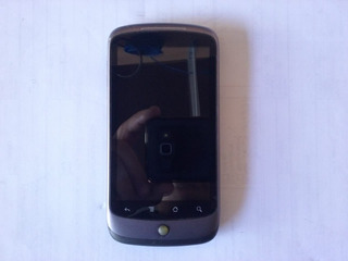 Celular Htc Google Nexus One (cdma) 3,7¨ Com Defeito - 2372