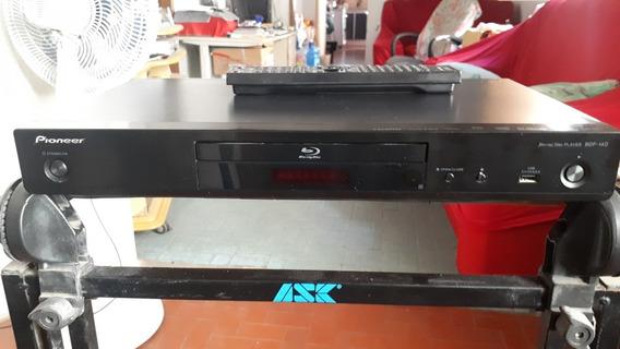 Dvd Pioneer Bdp 140 No Estado