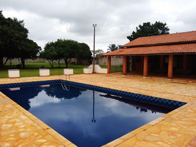Chácara Com 2 Dormitórios À Venda, 2975 M² Por R$ 820.000 - Santa Rita - Piracicaba/sp - Ch0099