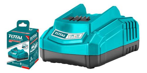 Cargador Batería Ion-litio Total/20v/4 Ah/con Indicador Led
