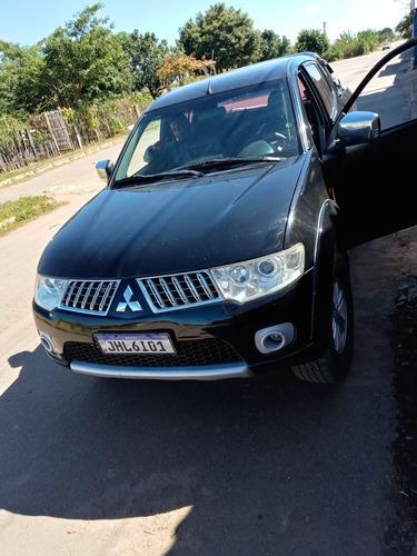 Mitsubishi L200 2010 3.2 Triton Hpe Cab. Dupla 4x4 Aut. 4p
