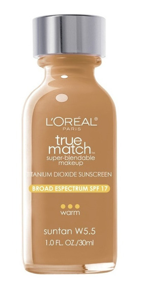 Base De Maquillaje True Match L