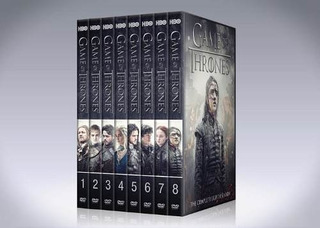 Game Of Thrones 8 Temporada Pack Completa Full Hd (oferta)