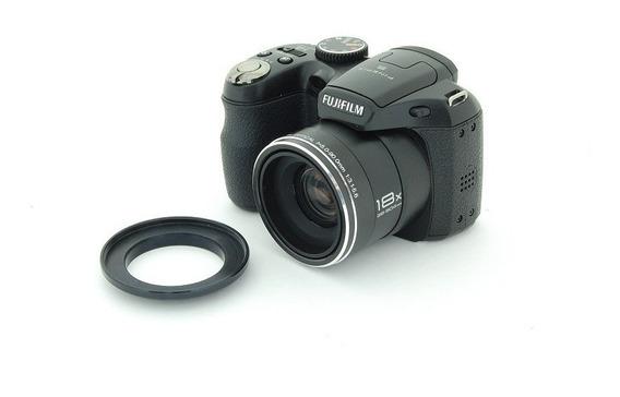 Anel Adaptador Fuji S2980 S2950 S2800 S1800 Filtro / Lente