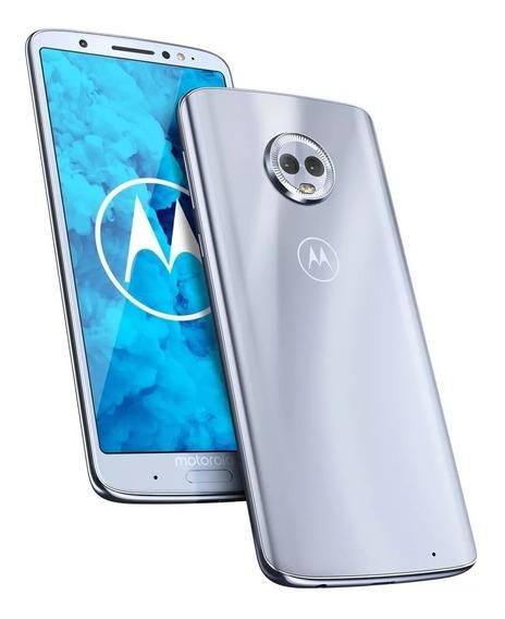 Motorola Moto G6 Plus 64gb 4gb Ram Cuotas Sin Interes