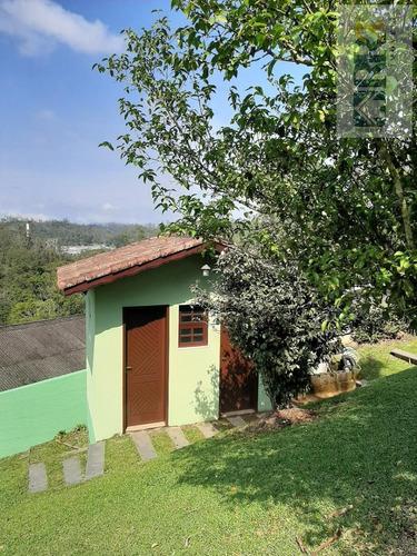Chácara Para Venda Em Ribeirão Pires, Santa Luzia, 3 Dormitórios, 3 Banheiros, 6 Vagas - 221_2-1148495